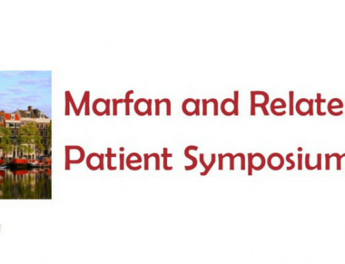 Journée internationale des patients Marfan à Amsterdam le dimanche 6 mai