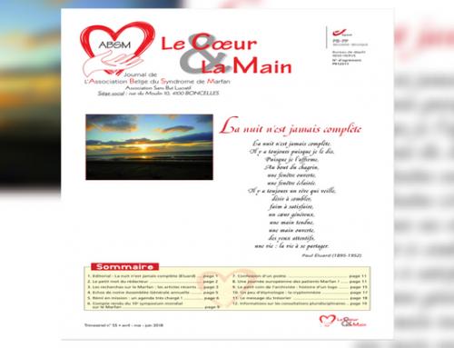 Le Cœur et la Main : édition n°55