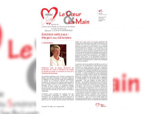 Le Cœur et la Main : édition n°56