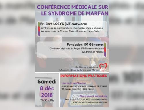 Les syndromes de Marfan, Ehlers-Danlos et Loeys-Dietz réunis à l'occasion d'une conférence